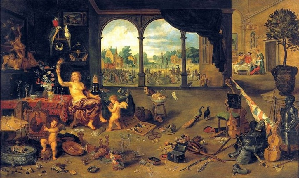 Jan Bruegel de Velours
